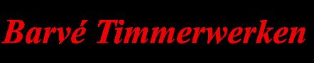 logo barve timmerwerken